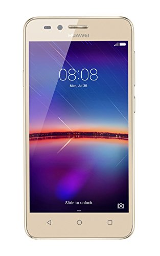 Huawei Y3 II Pro Version Smartphone, Dual SIM, 8 GB, Nero