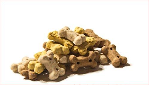 Diana 1 kg Hundebiskuit Mono Knochen Puppy-Mix Hunde Leckerlis
