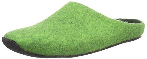 MagicFelt Unisex-Erwachsene JU-720 Pantoffeln, Grün (Green 4801), 42 EU