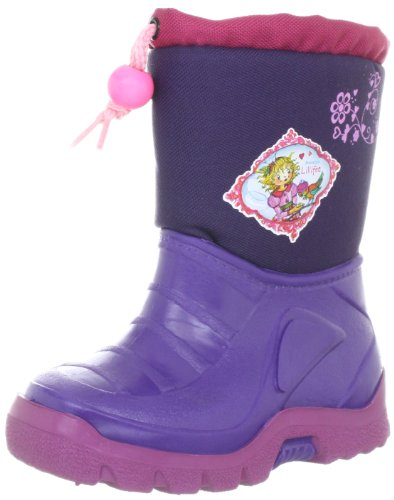 Prinzessin Lillifee Charlotte 120071, Mädchen Stiefel, Violett (lila/pink 59), EU 32/33