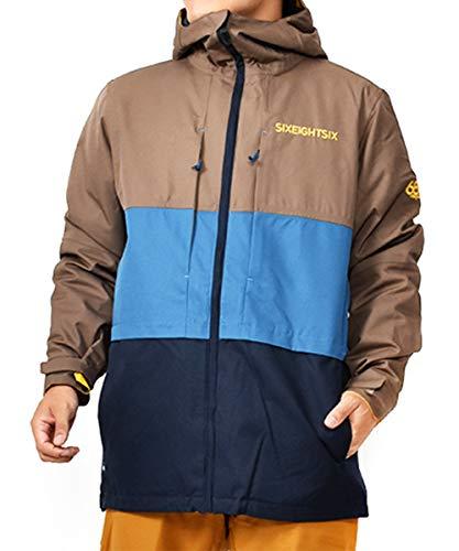 Herren Snowboard Jacke 686 Smarty 3-In-1 Form Jacket