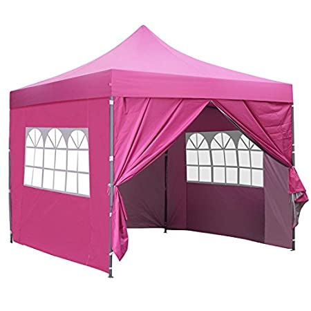 10x10 Ft Outdoor Pop Up Canopy Tent