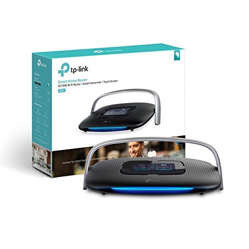 Kasa Smart WiFi Router by TP-Link - AC1900 All-in-One Wireless Router and Zigbee and Z-Wave Smart Home Hub (SR20)