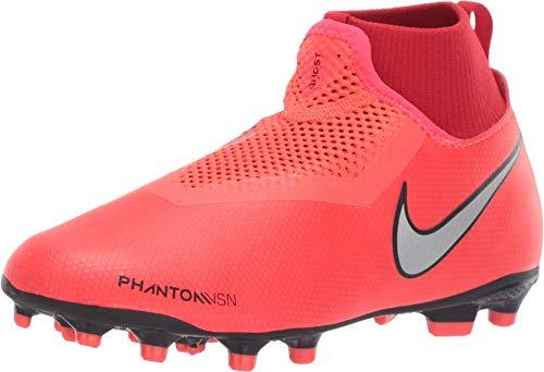 Nike Kids' Phantom Vision Academy Dynamic Fit MG/FG Soccer Cleats