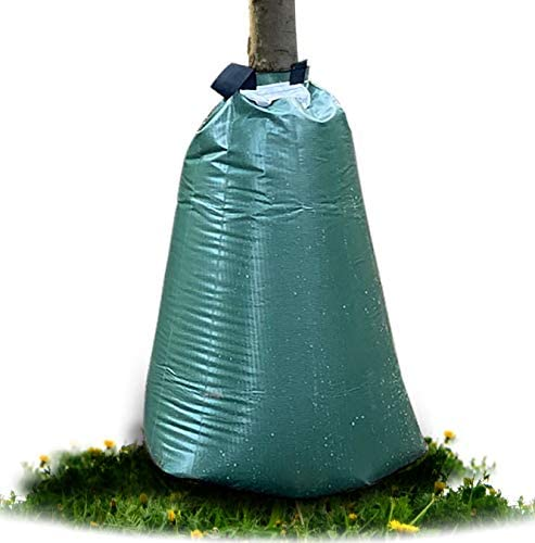Tree Soaker Tree Watering Bag 20 Gallon Slow Release Drip Tree Irrigation System Watering Bag product image