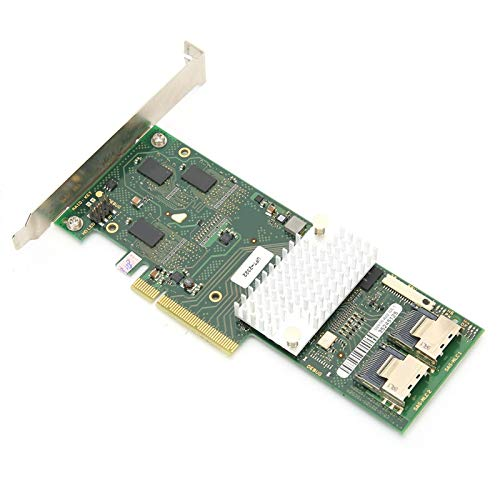 RAID-Karte Langlebige 512M-Array-Karte 9261‑8i Multifunktions-Raid-Controller-Karte Unterstützung RAID5 / 6 6T-Festplatte Kompatibel mit LSI 9261‑8i SAS