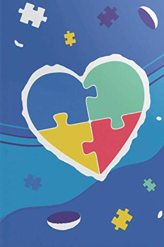 Mom   Autistic Awareness   Puzzle Heart Manga Larga
