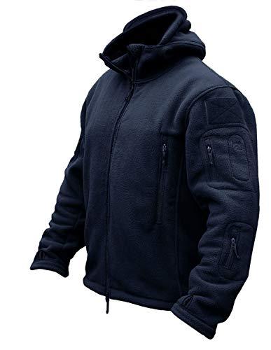 CRYSULLY Men's Fall Winter Coat ...