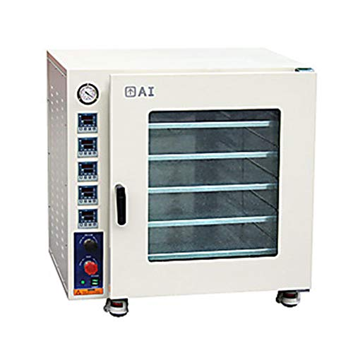 """Across AT32.UL.220 Vacuum Oven with SST Tubing & Valves, 3.2 Cubic Foot Capacity, 480°F, 220V, 50/60Hz, 6.8A, 1500W, 30.5"""" Width, 24"""" Length, 29"""" Height"""