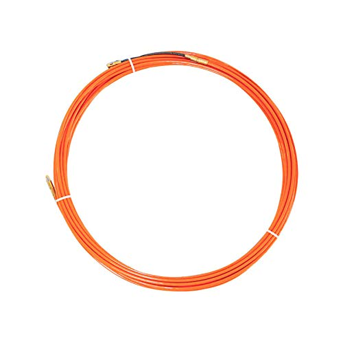Electraline 61057 - Guía pasahílos (nailon, 14 m), color