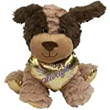 Animal Adventure SM Plush Dog Stuffed Animal w/Gold Heart You are always on my mind