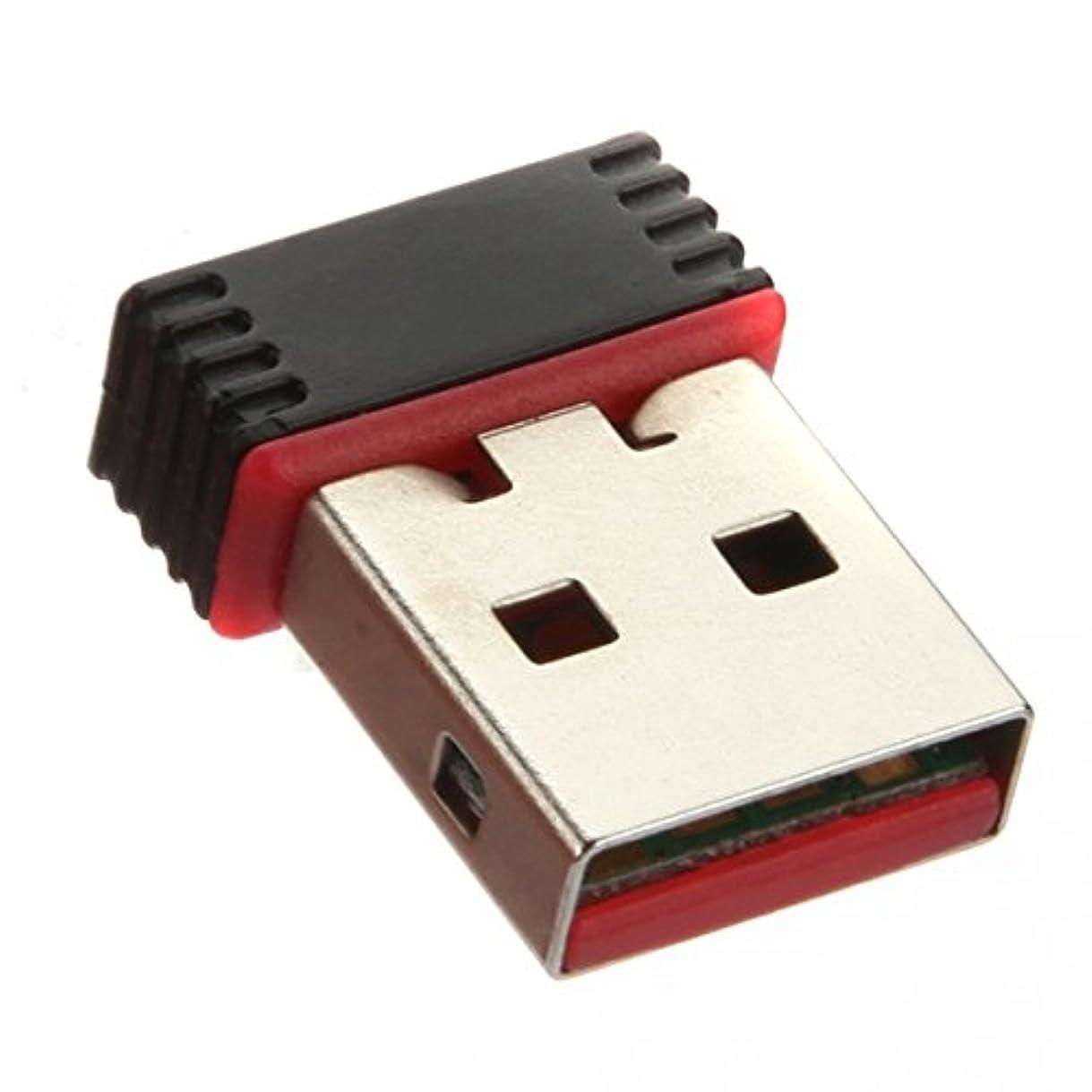 苦しむ不十分細分化する150?M USB Wi - FiワイヤレスアダプタRealtek rtl8188チップfor Windows Mac Linux