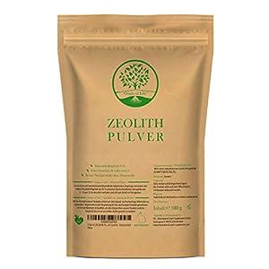 Origin of Life Zeolith Pulver 1000g – Klinoptilolith 95% - extra fein gemahlen & ohne Zusätze - Einführungspreis… 1