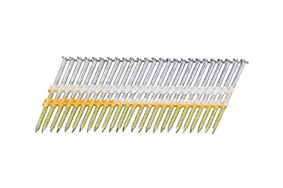 """Metabo HPT Framing Nails, 2"""" x .113"""", Full Round Head, Hot Dipped Galvanized, Plastic Strip, 1000 Count (20171SHPT) by Metabo HPT"""