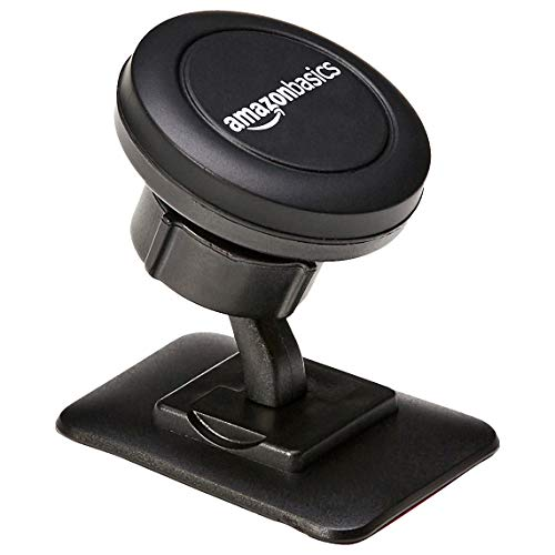 Amazon Basics Universal Stick-on-Dashboard Car Cell Phone Mount Holder