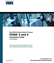 CCNA 3 and 4 Companion Guide (Cisco Networking Academy Program) (3rd Edition)