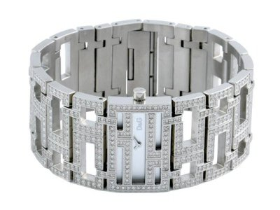 D&G Dolce&Gabbana Dig it Extension DW0139 - Reloj unisex de cuarzo con...