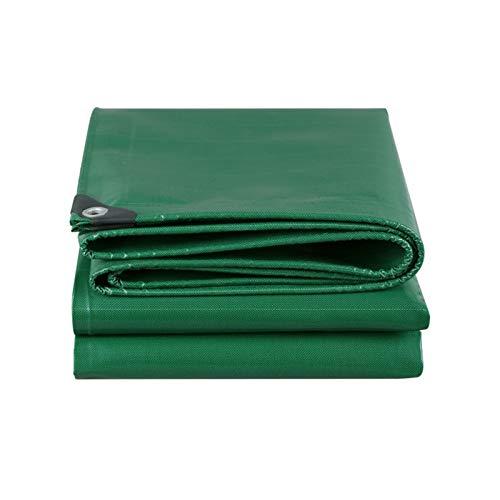 YBDXMM Waterproof Tarpaulin Tarp Sheet In Ground Sheet Covers For Camping Fishing Gardening Pets Premium Quality Cover,5x5m/4X16.4ft