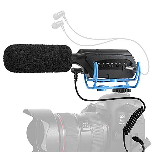 Moukey -   Kamera Mikrofon mit