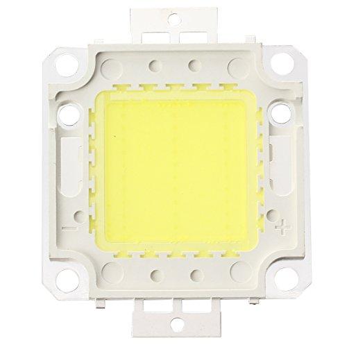 SODIAL(R) 30W Chip LED per Lampada Faretto Luce Bianco 2200LM Alta Potenza DIY