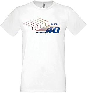 XL Sparco S01217BM4XL Camiseta Azul Marino