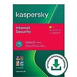 Kaspersky Internet Security 2021 | 1 Gerät | 1 Jahr | Windows/Mac/Android | Aktivierungscode per Email
