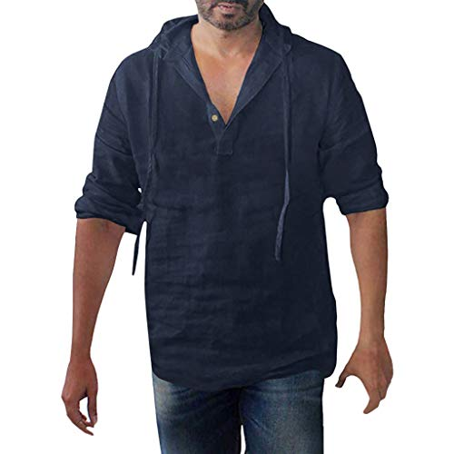Buyaole,Camiseta Hombre Calavera,Camisa Hombre Rayas,Sudadera Hombre XL,Polo Hombre Manga Larga,Blusas Casuales para Mujer