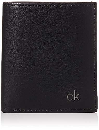 Calvin Klein - Smooth CK Mini NS 6 CC Coin Pass, Monederos...