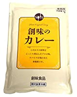 株式会社創味食品 創味 創味のカレー レトルトパウチ 1Kg ×10個