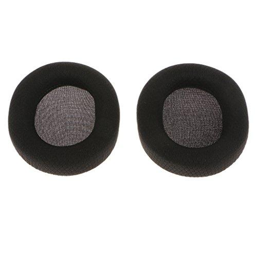gazechimp 1 par Almofadas de Substituição Macias Copos para fones de ouvidos Almofada auscultadores para Arctis 3/5/7 Gaming Headphone