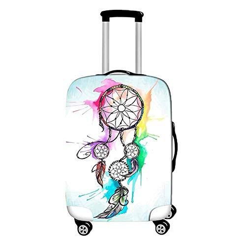 Hibasing Reise Koffer Schutzhülle Für Gepäckabdeckung Elastische Abdeckung Auf 18 Bis 28-Zoll-Koffer Anwenden