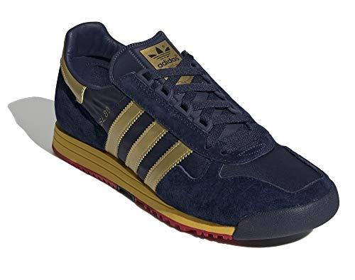 adidas Herren SL 80 SPZL Sneaker Blau, 38 2/3