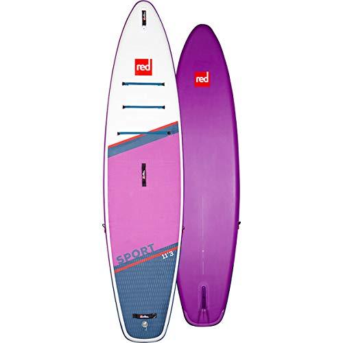 Red Paddle 11'3″ Sport SE Tabla Sup, Adultos Unisex, Multicolor, Uni