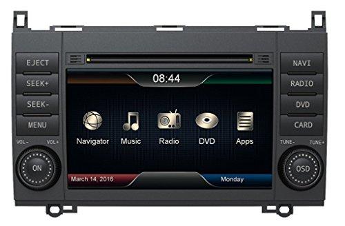 ESX VN710-MB-A2 Autoradio mit Navigation Mercedes A B Klasse