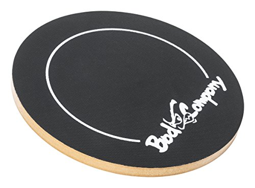 Bad Company I Balance Board aus Holz (MDF) I Therapiekreisel in Studio-Qualität I 30 cm