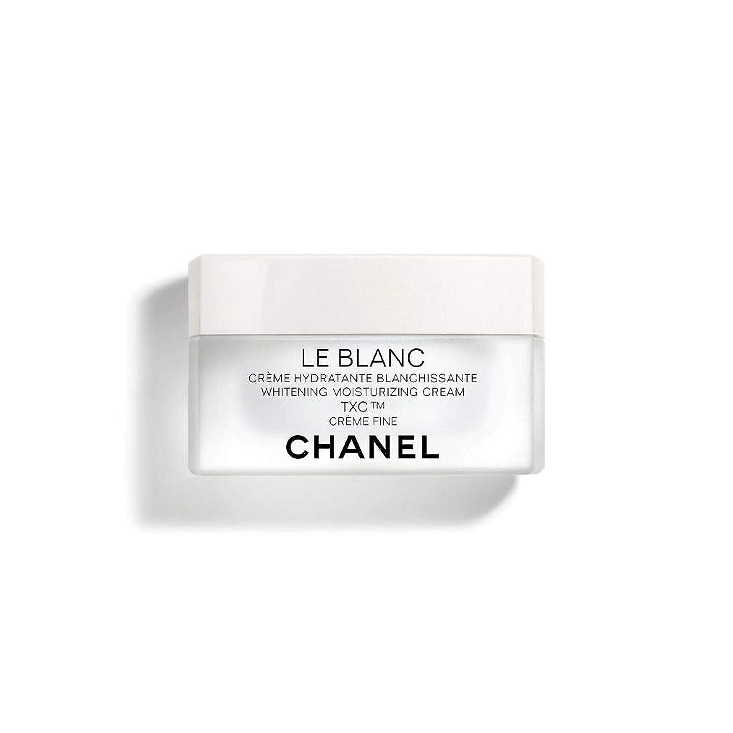 LE BLANC WHITENING MOISTURIZING CREAM TXC - CREME FINE 50G.