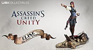 Assassin's Creed Unity Figurine - Elise: The Fiery Templar