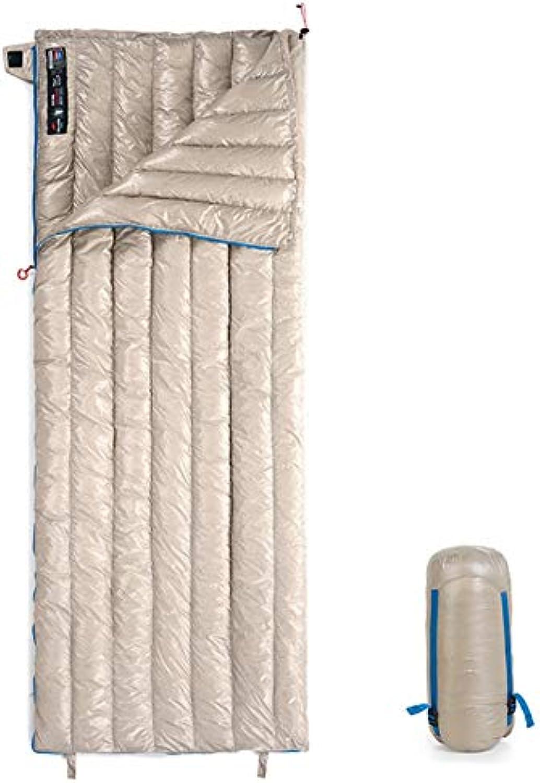 Ultraleichte Wasserdichte Schlafsack Faltbare Outdoor Umschlag Schlafsack Jagd Wandern Wandern Wandern Schlafsack Winter Camping Ausrüstung B07PVRZD1R  Flut Schuhe Liste 5dda97