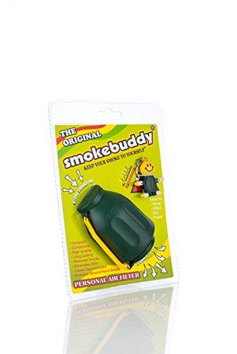 Smoke Buddy Personal Air Filter, Green