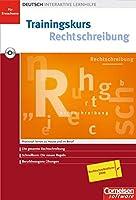 Trainingskurs Rechtschreibung. CD-ROM für Windows ab 98: Für Erwachsene. Praxisnah lernen. Zu Hause und im Beruf. Die gesamte Rechtschreibung. Schnellkurs: Die neuen Regeln. Berufsbezogene Übungen. Kostenfreie Übungen im Internet