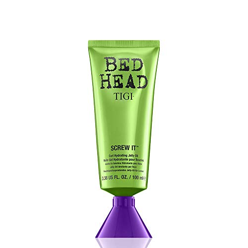 Bed Head by Tigi Screw It Hydrating Curly Hair Serum voor Droge Kroezende Krullen, 100 ml