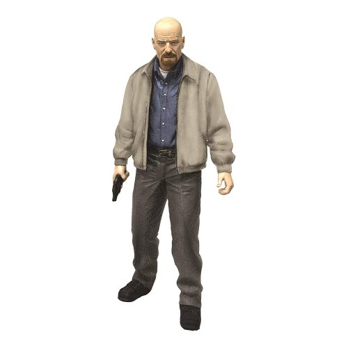 Breaking Bad - Heisenberg Grey Jacket Variant Fig.