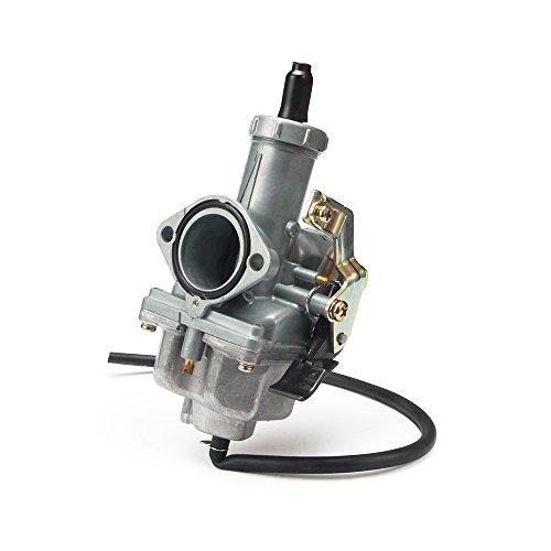 JFG Racing PZ30 - Carburador con colector de admisión de 30mm para motocicleta 200-250cc