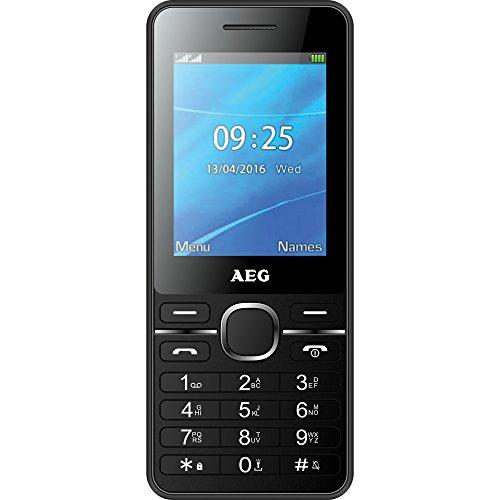 AEG M1250 - Dual SIM Handy mit 2.4