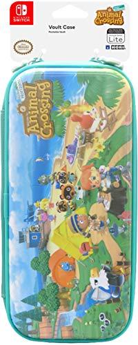 Hori Custodia Premium Vault Case (Animal Crossing: New Horizons) Per Nintendo Switch/Lite - Ufficiale Nintendo - Nintendo Switch