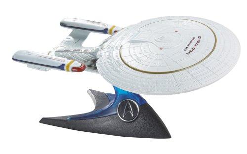 Hot Wheels Star Trek Battle Damaged U.S.S. Enterprise ncc-1701-d–Modell # P8519