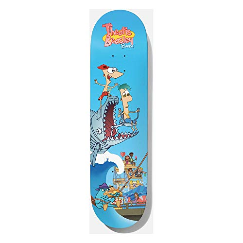 Baker Deck Step Brothers TB 8.0