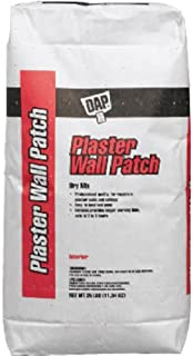 Dap 10502 Stucco Patch Dry Mix 25 Lb Raw Building Material, White