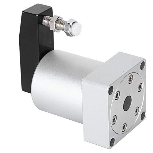 Cilindro de aire de esquina de sujeción giratoria, Cilindro de aire profesional, Máquina herramienta para equipos industriales Equipos neumáticos(ACK32-90R)