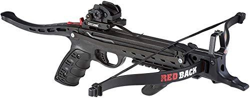 SPARTAN RACE Red Back 80lb Pistol Crossbow 230ft/sec